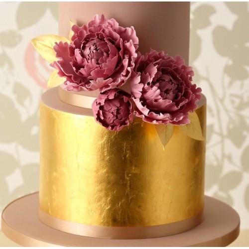 Sugarflair Gold Leaf - Blattgold - 24 Karat