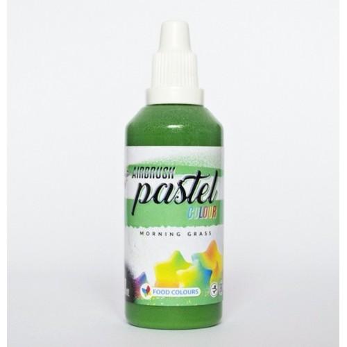 Airbrush Lebensmittelfarbe Food Colours  Morning Grass (60ml)
