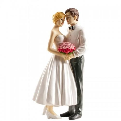 Hochzeitsfiguren - Blume