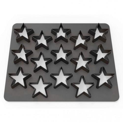 Dekofee  Polycutter - stars