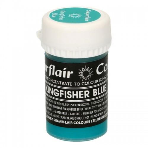 Sugarflair Gelfarbe  Kingfisher Blue - 25g