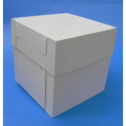 Box stöckige Torte 31 x 31 x 31 cm