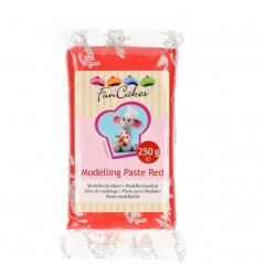 FunCakes Modelling Paste Red  - 250g