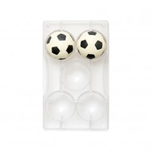 Decora Pralinenform - Fußball 5,2 cm