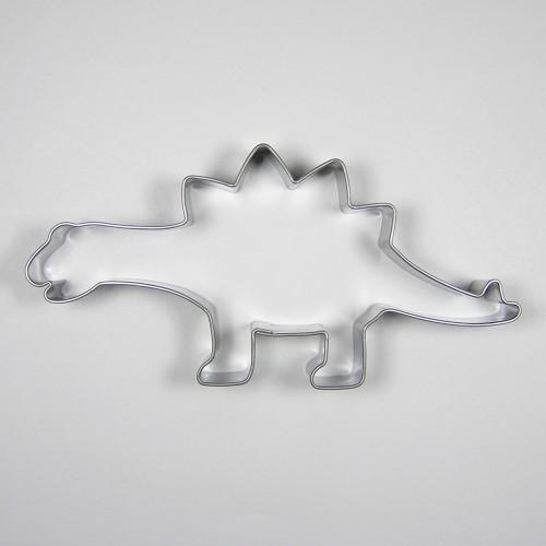 Edelstahl Ausstechformen/Ausstecher - Stegosaurus