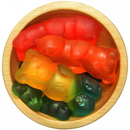 Gelee-Teddybären XXL - 8,5 cm - 500 g