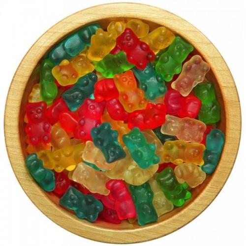 Gelee - Mini - Teddybären - 2 cm - 200 g